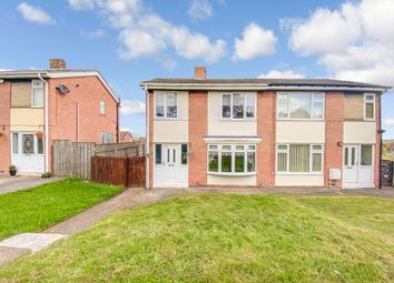 Gore Hill Estate, Thornley, Durham DH6. 3 bed semi-detached house