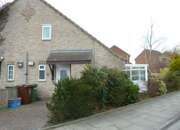Thumbnail 1 bed semi-detached house to rent in Orion Way, Grimsby