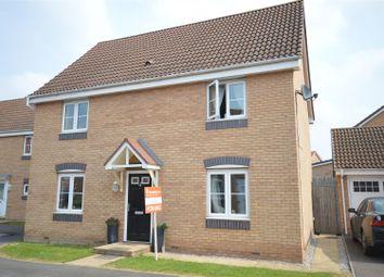 Thumbnail 4 bedroom detached house for sale in Ocean Court, Pride Park, Derby