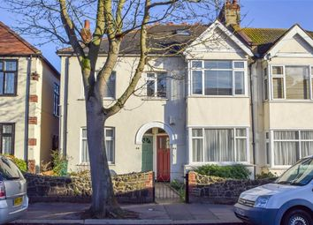 Thumbnail 3 bed flat for sale in Station Road, Leigh-On-Sea, Essex