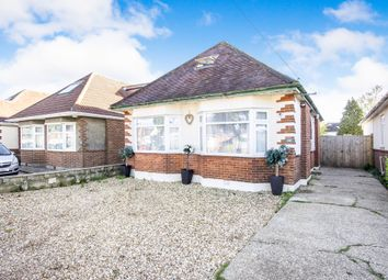 Thumbnail 1 bed detached bungalow for sale in Western Avenue, Bournemouth