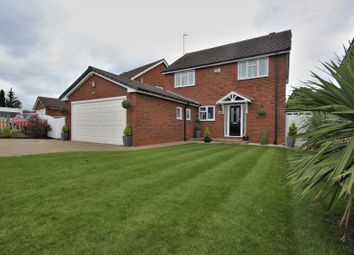 Thumbnail 4 bed detached house for sale in Highfield Way, North Ferriby