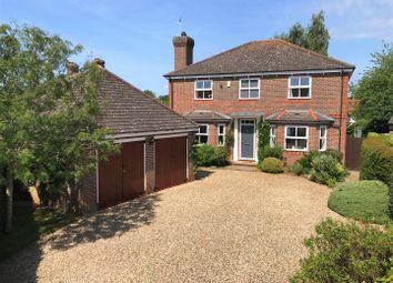Thumbnail 4 bed detached house for sale in The Green, Inkpen, Hungerford