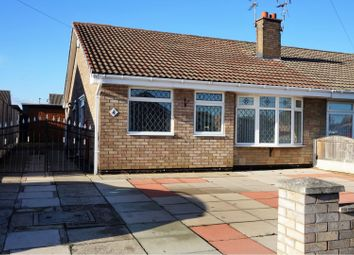 Thumbnail 3 bed semi-detached bungalow for sale in Ladycroft Road, Doncaster
