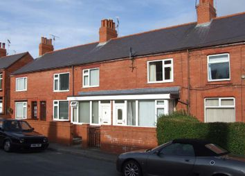 Thumbnail 2 bed terraced house to rent in Stanley Road, Ponciau, Wrexham