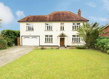 Thumbnail 6 bed detached house for sale in Tolmers Road, Cuffley, Potters Bar