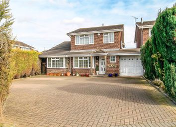 Thumbnail 5 bed detached house for sale in Gainsborough Drive, Bedworth
