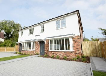 Thumbnail 3 bed semi-detached house for sale in Church Hill, Eythorne, Dover