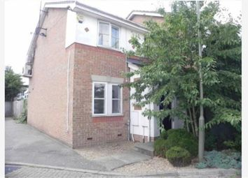 Thumbnail 3 bed semi-detached house to rent in Aylesham Drive, Mill Hill, London