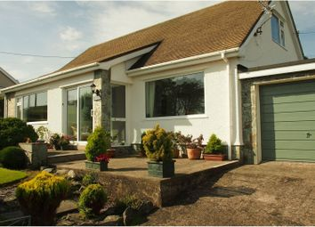 Thumbnail 3 bed detached bungalow for sale in Lon Tarw, Bull Bay