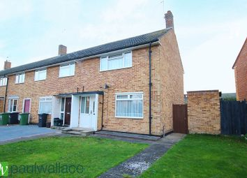 Thumbnail 2 bed end terrace house for sale in Wavell Close, Cheshunt, Waltham Cross