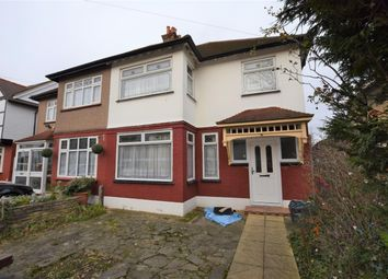 Thumbnail 3 bed semi-detached house to rent in Ashton Gardens, Chadwell Heath
