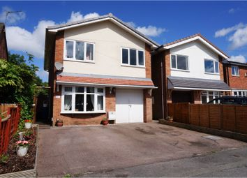 Thumbnail 4 bed detached house for sale in Union Street, Burntwood