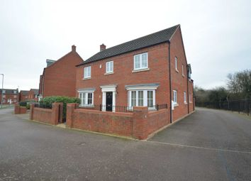Thumbnail 4 bed detached house for sale in Ashmead Road, Brickhill, Bedford