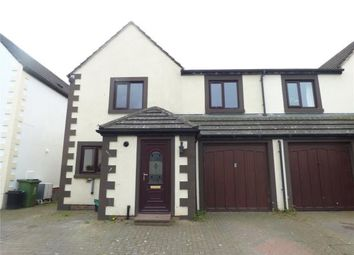 Thumbnail 4 bed semi-detached house to rent in Greystoke Park Avenue, Penrith, Cumbria