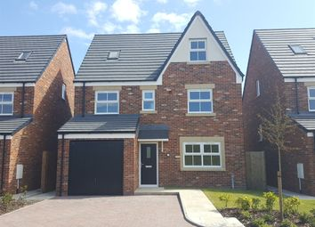 "Thumbnail 5 bedroom town house for sale in ""The Barrington"" at Clifton Drive North, Lytham St. Anne's"