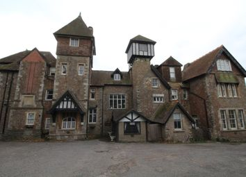 Thumbnail 1 bed flat for sale in Sandrock Hall, The Ridge, Hastings, East Sussex
