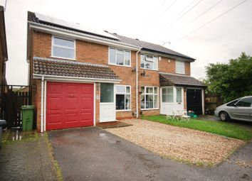 Thumbnail 3 bed semi-detached house for sale in Blake Croft, Cheltenham