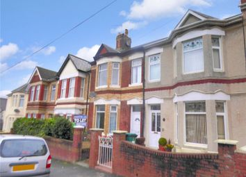 Thumbnail 3 bed terraced house for sale in Morden Road, Newport, South Wales