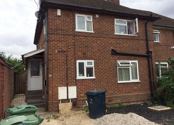 Thumbnail 1 bed property to rent in Ashurst Way, Rosehill, Oxford