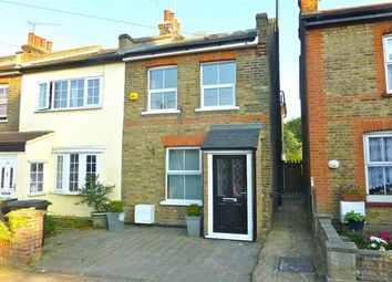 Thumbnail 3 bed end terrace house for sale in Woburn Avenue, Theydon Bois