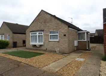 Thumbnail 2 bed bungalow to rent in Nourse Drive, Heacham, King's Lynn