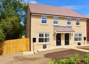Thumbnail 3 bed semi-detached house for sale in Brookfield Fold, Hampsthwaite, Harrogate