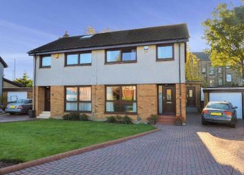 Thumbnail 3 bed property for sale in Royal Inch Crescent, Braehead, Renfrew