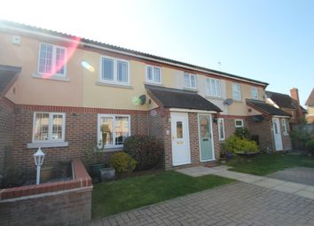 Thumbnail 2 bed terraced house for sale in Augustus Close, Colchester, Essex