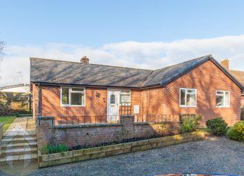 Thumbnail 4 bed detached bungalow for sale in Hales Close, Lyneham, Chippenham