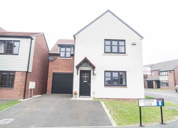 Thumbnail 4 bed detached house for sale in Jasmine Close, Hartlepool