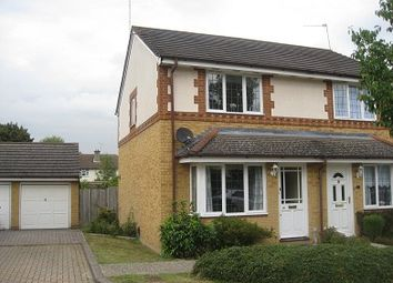 Thumbnail 2 bed semi-detached house to rent in Farnborough, Hampshire