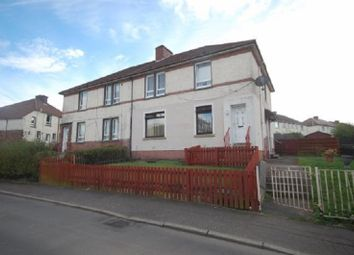 Thumbnail 2 bed flat for sale in Hillrigg Avenue, Airdrie, Lanarkshire.