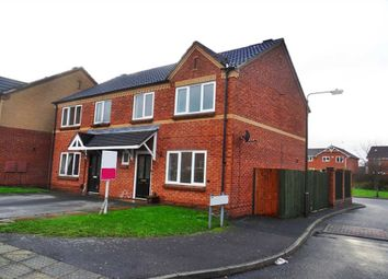 Thumbnail 3 bed semi-detached house to rent in Wintergreen Drive, Littleover, Derby