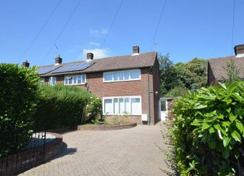 Thumbnail 3 bed end terrace house for sale in Puckshott Way, Haslemere