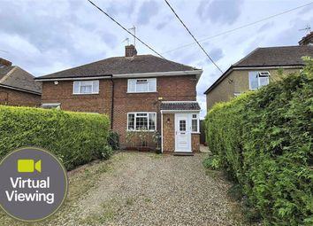 Thumbnail 3 bed semi-detached house for sale in Mill Road, Slapton, Leighton Buzzard
