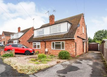 Thumbnail 3 bed semi-detached house for sale in Standing Butts Close, Walton On Trent, Swadlincote