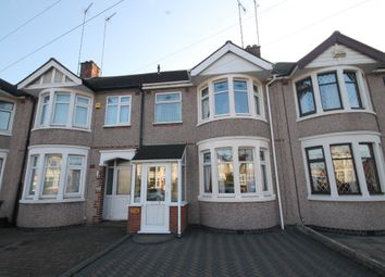 Thumbnail 3 bed terraced house for sale in Longfellow Road, Coventry