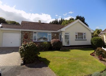 Thumbnail Detached bungalow for sale in Edinburgh Close, Carlyon Bay, St. Austell