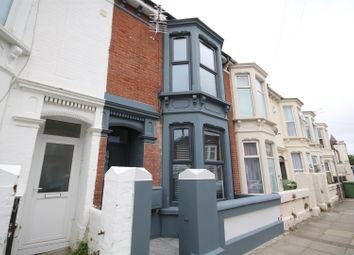 Thumbnail 5 bed terraced house to rent in Margate Road, Southsea