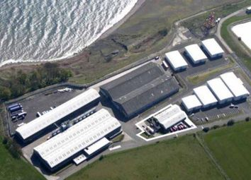 Light industrial to let in Former Bakery Premises, Frances Industrial Park, Wemyss Road, Dysart, Kirkcaldy, Fife KY1