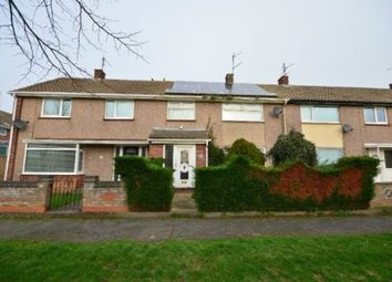 Thumbnail 3 bed terraced house for sale in Weston Walk, Corby