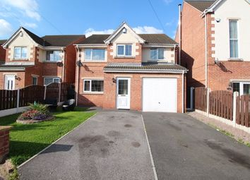 Thumbnail 4 bed detached house for sale in Pastures Mews, Mexborough