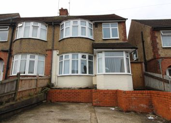 Thumbnail 3 bed end terrace house for sale in Marsh Road, Leagrave, Luton