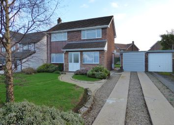 Thumbnail 3 bed detached house to rent in Mounton Road, Chepstow
