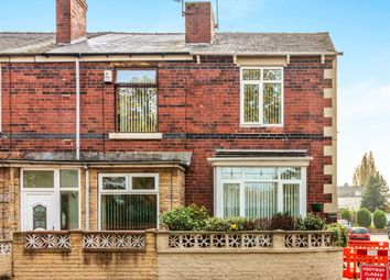 Thumbnail 2 bed end terrace house for sale in Gladys Street, Rotherham