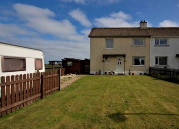 Thumbnail 3 bed semi-detached house for sale in Uppat Place, Brora