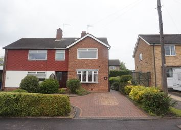 Thumbnail 3 bed semi-detached house to rent in Cleveland Way, Loundsley Green, Chesterfield
