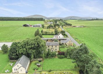 Thumbnail 4 bed detached house for sale in Hamiltonhall, West Linton