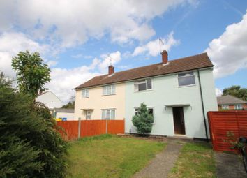 Thumbnail 3 bed semi-detached house for sale in Derry Road, Farnborough